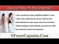 Natural Ways To Stop Nightfall Problem In Men