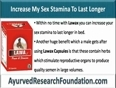 How Can I Increase My Sex Stamina To Last Longer During Lovemaking