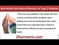 What Should Be The Best Herbal And Natural Remedy For Type 2 Diabetes