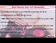 Best Natural Hair Fall Remedies And Treatments