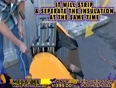 Strip & eliminate mega bee wire stripping machine for copper recycling stripper