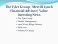 merrill lynch video