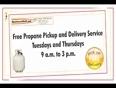 Propane santa maria- propane service 7 days a week- pickup a