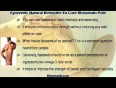 Ayurvedic natural remedies, cure the problem of rheumatic pain