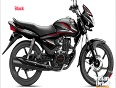 2014 Honda CB Shine In Pearl Amazing White and Dual Tone Red and Black