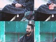 Shahid Kapoor Steps Out In His Bald Haider Avatar
