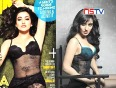 Neha sharma looked smoking hot on fhm cover