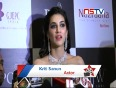 Kriti sanon on the ramp for the first time.