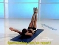 Stomach exercises to lose belly fat