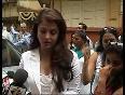 Taki Sawant dil se with Aishwarya Rai Bachchan