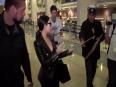Kim Kardashian Asked About Fairytale Wedding And Rob Kardashian