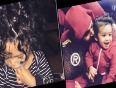 Royalty Dancing   Chris Brown Daughter Shows Off Adorable Dance Moves