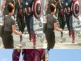 Iron Man SHOOTING For Avengers 2 SCOOP