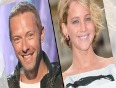 Jennifer Lawrence And Chris Martin 's First Public Appearance Together!