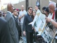 HOT Tom Cruise MOBBED At Jimmy Kimmel Show