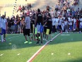 VIDEO Chris Brown Celebrity Football Match With Kendall Jenner, Quincy, The Game And More