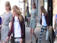 Cara Delevingne Taylor Swift Coffee DATE