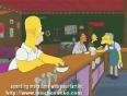 Master card commercial   homer simpson