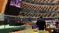 Indian delegate at UNGA walks out amid Pak PM's speech