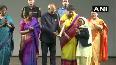 SEE: 103-yr-old Mann Kaur receives the 'Nari Shakti Puruskar' from the Prez