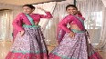 Another navratri special from Dhanashree