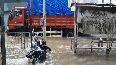 Heavy rainfall leaves Hindmata area submerged