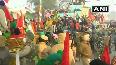 SEE: Farmers break police barricading at Delhi-Haryana Tikri border