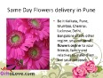 Flowers to pune