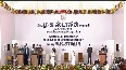 Swearing in Ceremony of The Council of Ministers headed by M. K. Stalin - Part  7