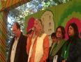 Sanjoy Roy condemns extremists at Jaipur Literature Festival