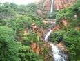 Waterfall-on-the-way-from-Tirumala