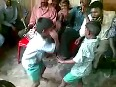 Extremely Funny dance by Indian school kids