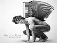 Lady gaga - telephone on accordion