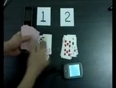 Contact lenses for playing cards