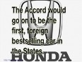 Nine interesting facts about honda