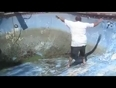 Pool cleaning fails