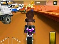 Risky Rider 3D - A Racing and Stunts Game for kids on ios and Android