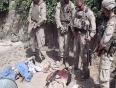 SHOCKING Video:  US marines urinating on Taliban