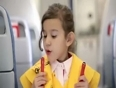 Air arabia inflight safety video 2012
