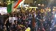 Protest at Mumbai Carter Road