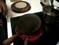 Bajra roti - millet flat bread-gluten free