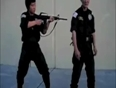 Fast and first - gun disarms self defense
