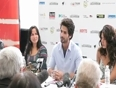Iffm press conference at the cullen