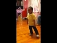 3-year-old dances to michael jackson