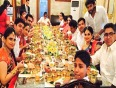 Big B's 'GOLDEN LUNCH' pic goes viral