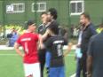 Abhishek Bachchan gets an  asthma attack during football match