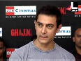 Bollywood actor Aamir Khan on holiday with his children minus Kiran Rao