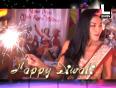 Sexy Veena Mallik's Diwali celebrations