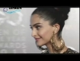 When Bollywood's  fashionista Sonam Kapoor has a FASHION DISASTER