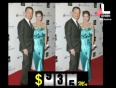 Hollywood's richest couples